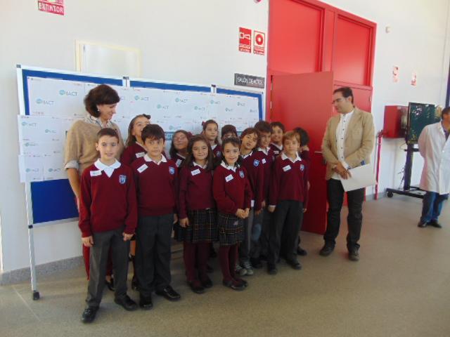 Visita al Instituto Andaluz de Ciencias de la Tierra (IACT)