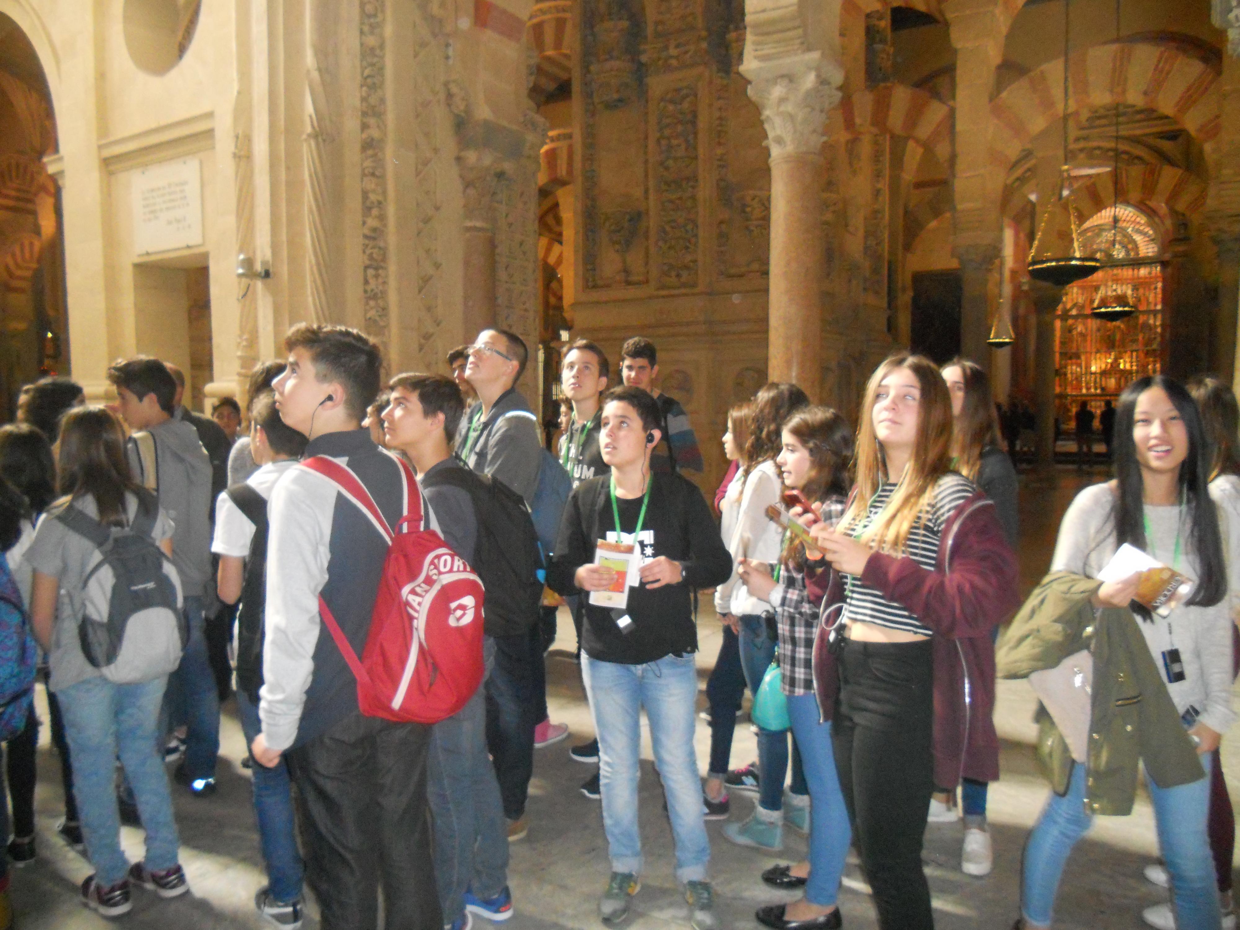 Visita cultural a Córdoba